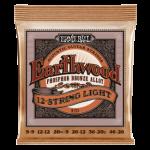 Earthwood Phosphor Bronze 12 String Light 9-46