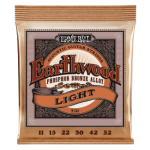 Earthwood Phosphor Bronze Light 11-52