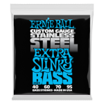 Stainless Steel Extra Slinky Bass 40-95