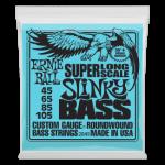 Nickel Wound Hybrid Slinky Bass Super Long 45-105
