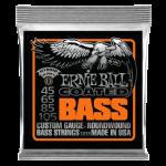 Coated Hybrid Slinky Bass 45-105